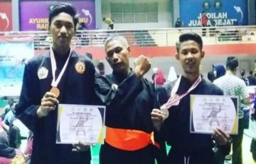 Siswa SMK Muhammadiyah Bumiayu 1 Juara II Sudirman Pencak Silat Campionship 2018